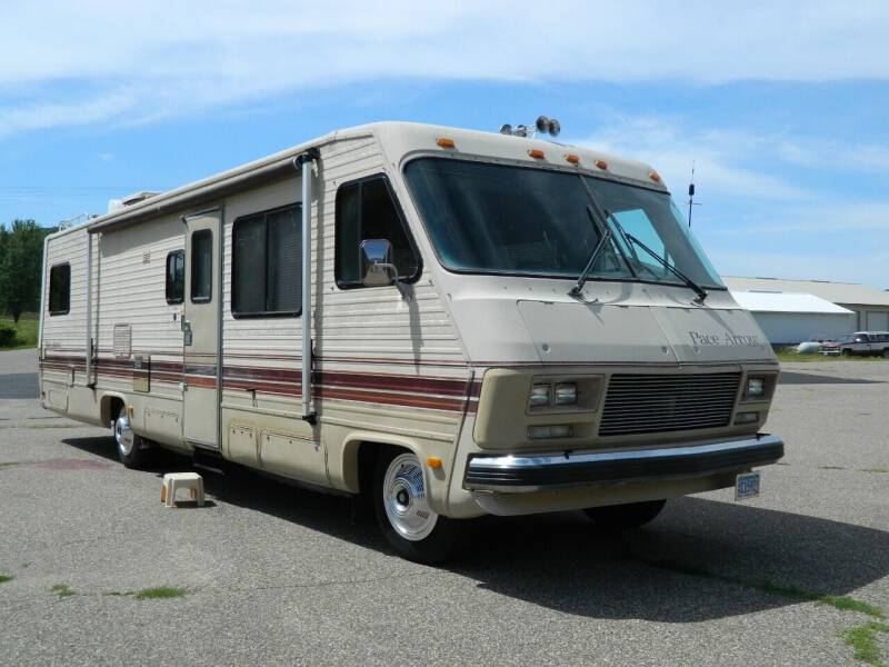 1985 Fleetwood Pace Arrow for sale at Triple R Sales in Lake City MN