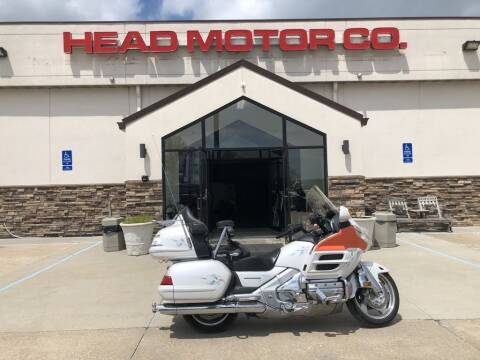 2008 Honda GL18P for sale at Head Motor Company - Head Indian Motorcycle in Columbia MO