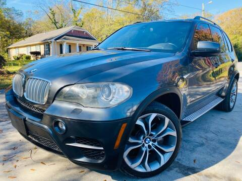2011 BMW X5 for sale at Cobb Luxury Cars in Marietta GA
