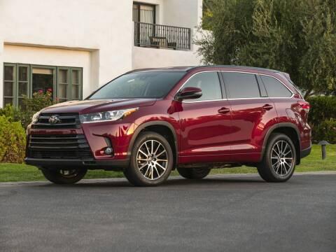 2018 Toyota Highlander for sale at Radley Cadillac in Fredericksburg VA