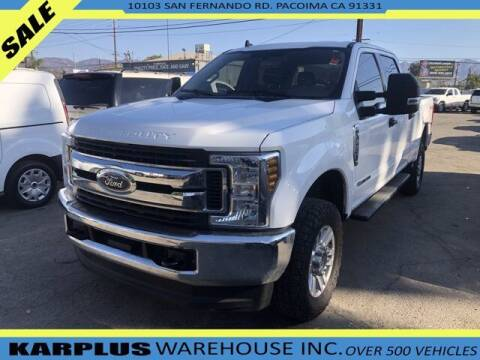 2019 Ford F-250 Super Duty for sale at Karplus Warehouse in Pacoima CA