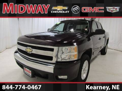 2008 Chevrolet Silverado 1500 for sale at Midway Auto Outlet in Kearney NE