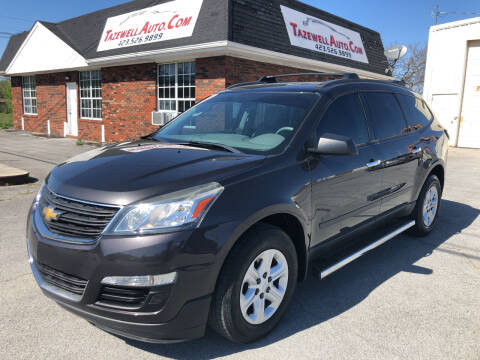 2014 Chevrolet Traverse for sale at HarrogateAuto.com - tazewell auto.com in Tazewell TN