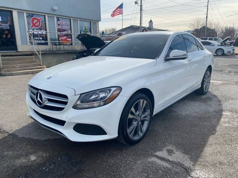 2016 Mercedes-Benz C-Class for sale at Bagwell Motors in Lowell AR