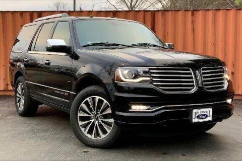 2017 Lincoln Navigator for sale at CU Carfinders in Norcross GA
