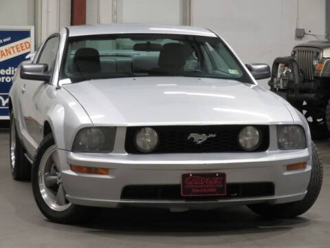 2005 Ford Mustang for sale at CarPlex in Manassas VA