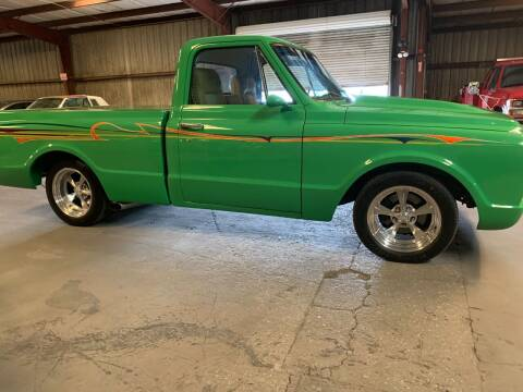 1967 Chevrolet C/K 10 Series for sale at American Classic Car Sales in Sarasota FL