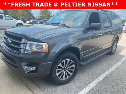 2017 Ford Expedition EL for sale at TEX TYLER Autos Cars Trucks SUV Sales in Tyler TX