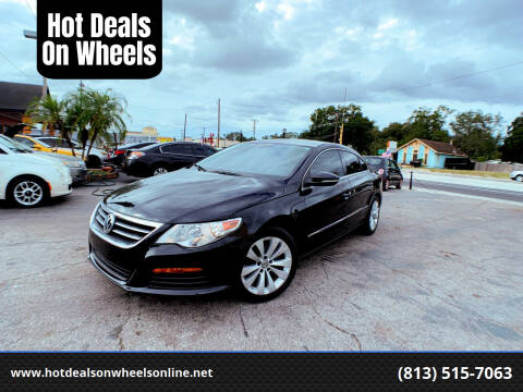2012 Volkswagen CC for sale at Hot Deals On Wheels in Tampa FL