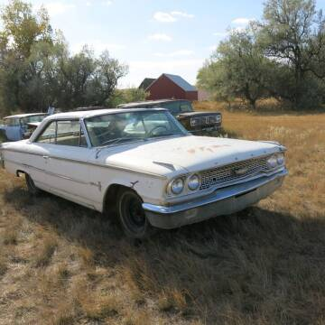 1963 Ford Galaxie 500 for sale at MOPAR Farm - MT to Un-Restored in Stevensville MT