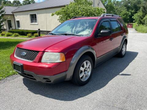 2005 Ford Freestyle for sale at Wallet Wise Wheels in Montgomery NY