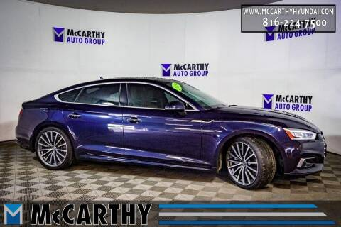 2018 Audi A5 Sportback for sale at Mr. KC Cars - McCarthy Hyundai in Blue Springs MO