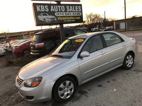 2009 Kia Spectra for sale at KBS Auto Sales in Cincinnati OH