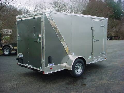 2021 Forest River VHW 6x12 V-Nose for sale at S. A. Y. Trailers in Loyalhanna PA