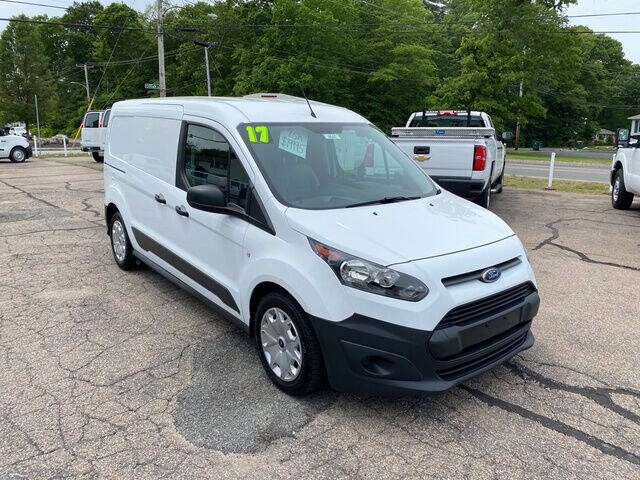 2017 Ford Transit Connect Cargo for sale at Auto Towne in Abington MA