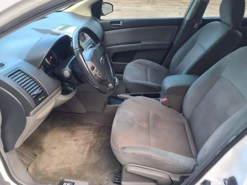 2008 Nissan Sentra 2.0 4dr Sedan - Houston TX