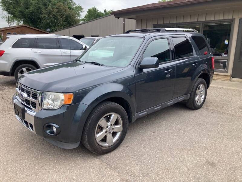 2009 Ford Escape for sale at COUNTRYSIDE AUTO INC in Austin MN