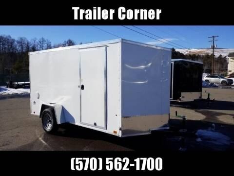 2022 Look Trailers STLC 6X12 - RAMP DOOR