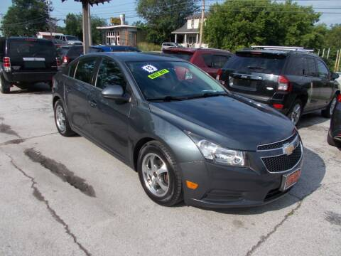 2013 Chevrolet Cruze for sale at Careys Auto Sales in Rutland VT