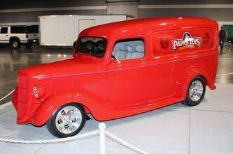 1938 Ford Panel Truck