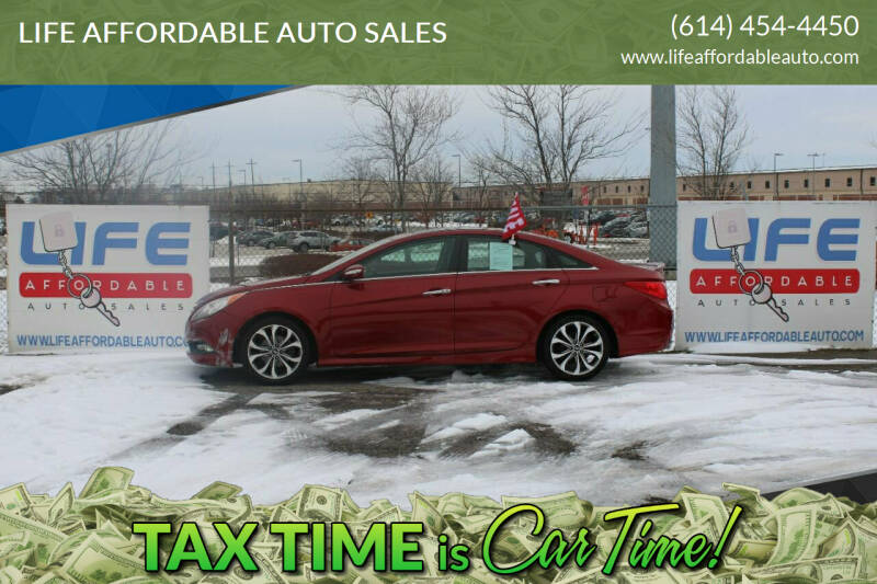 2014 Hyundai Sonata for sale at LIFE AFFORDABLE AUTO SALES in Columbus OH