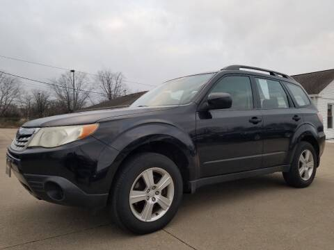 2011 Subaru Forester for sale at CarNation Auto Group in Alliance OH
