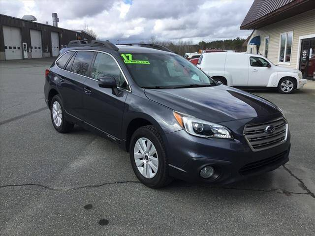 2017 Subaru Outback for sale at SHAKER VALLEY AUTO SALES - Late Models in Enfield NH