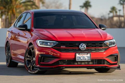 2019 Volkswagen Jetta for sale at Euro Auto Sales in Santa Clara CA