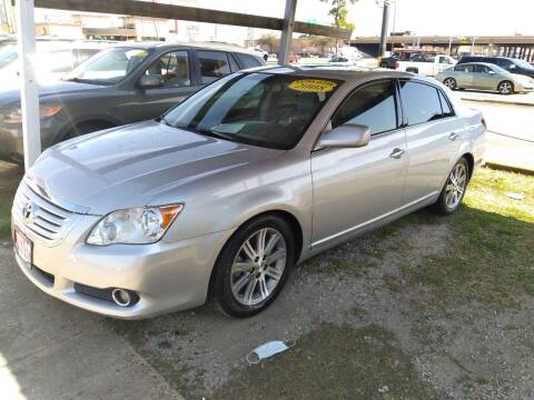 2008 Toyota Avalon for sale at Taylor Trading Co in Beaumont TX