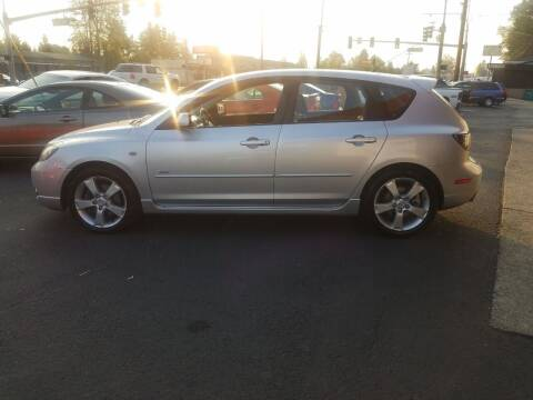 2006 Mazda MAZDA3 for sale at Bonney Lake Used Cars in Puyallup WA