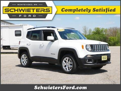 2018 Jeep Renegade for sale at Schwieters Ford of Montevideo in Montevideo MN