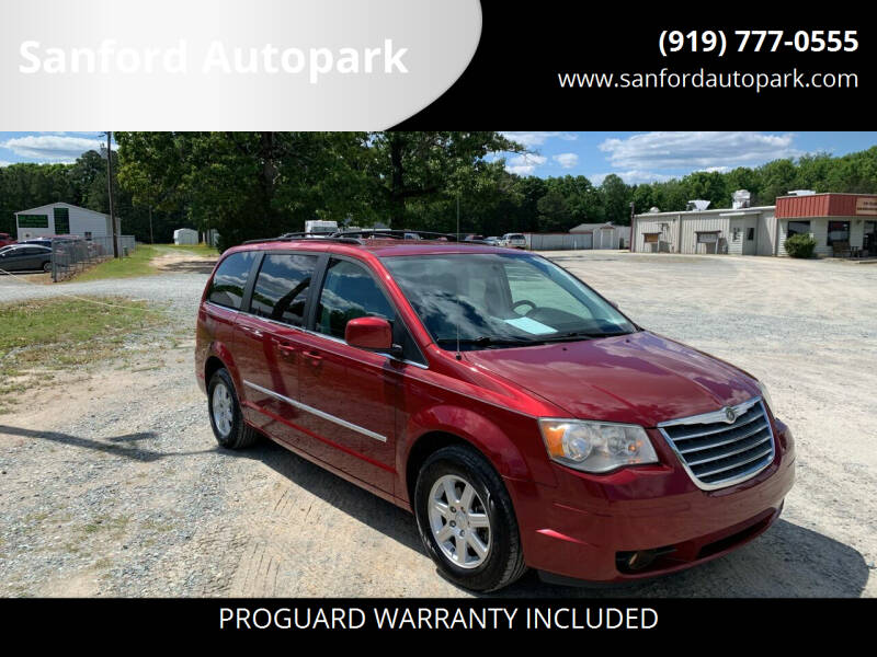 2010 Chrysler Town and Country for sale at Sanford Autopark in Sanford NC