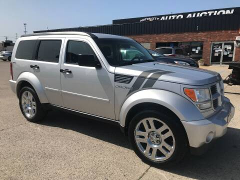 2011 Dodge Nitro for sale at Motor City Auto Auction in Fraser MI