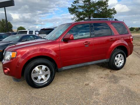 2012 Ford Escape for sale at Noel Daniels Motor Company in Brandon MS