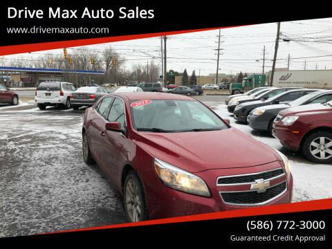 2013 Chevrolet Malibu for sale at Drive Max Auto Sales in Warren MI