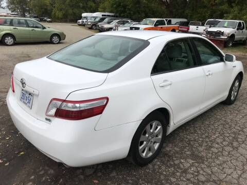 2009 Toyota Camry Hybrid for sale at Premier Automotive Sales LLC in Kentwood MI