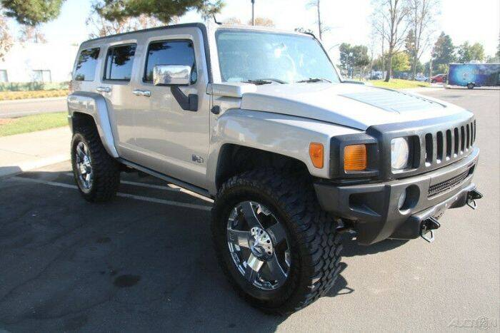 2007 HUMMER H3 for sale in Cadillac, MI