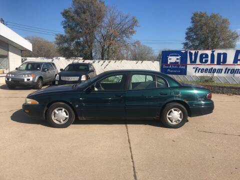 2000 Buick LeSabre for sale at Velp Avenue Motors LLC in Green Bay WI