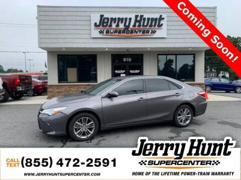 2016 Toyota Camry for sale at Jerry Hunt Supercenter in Lexington NC