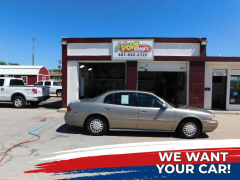 2001 Buick LeSabre for sale at Pork Chops Truck and Auto in Cheyenne WY