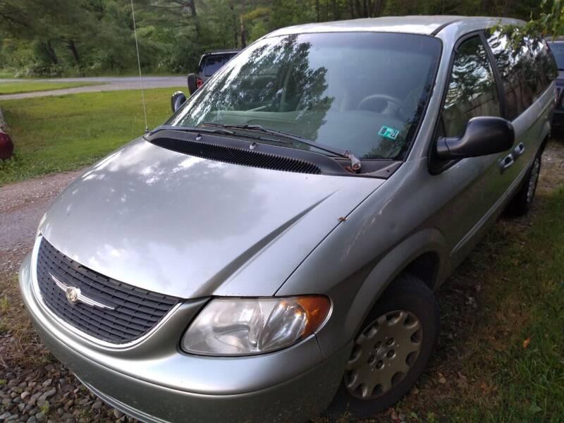 2003 Chrysler Town and Country for sale at Seneca Motors, Inc. (Seneca PA) in Seneca PA