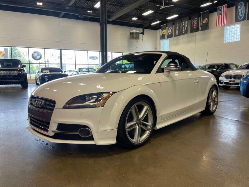 2014 Audi TTS for sale at CarNova in Sterling Heights MI