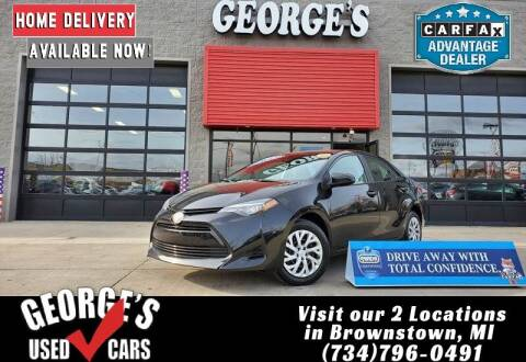 2019 Toyota Corolla for sale at George's Used Cars - Telegraph in Brownstown MI