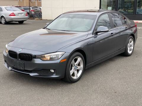 2014 BMW 3 Series for sale at MAGIC AUTO SALES in Little Ferry NJ