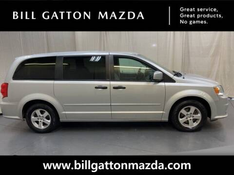2012 Dodge Grand Caravan for sale at Bill Gatton Used Cars - BILL GATTON ACURA MAZDA in Johnson City TN