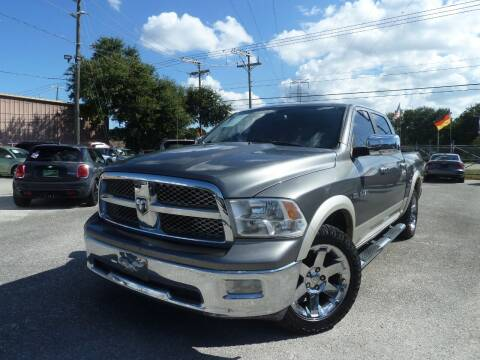 2009 Dodge Ram Pickup 1500 for sale at Das Autohaus Quality Used Cars in Clearwater FL