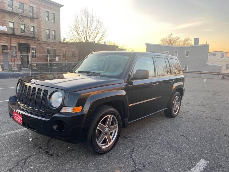 2010 Jeep Patriot for sale at JG Auto Sales in North Bergen NJ