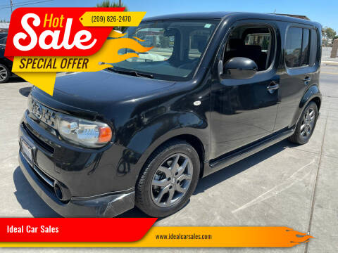 2009 Nissan cube for sale at Ideal Car Sales in Los Banos CA