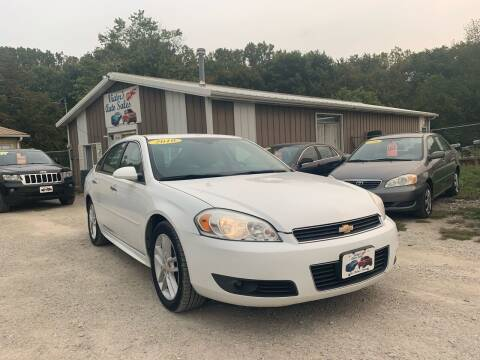 2010 Chevrolet Impala for sale at Victor's Auto Sales Inc. in Indianola IA