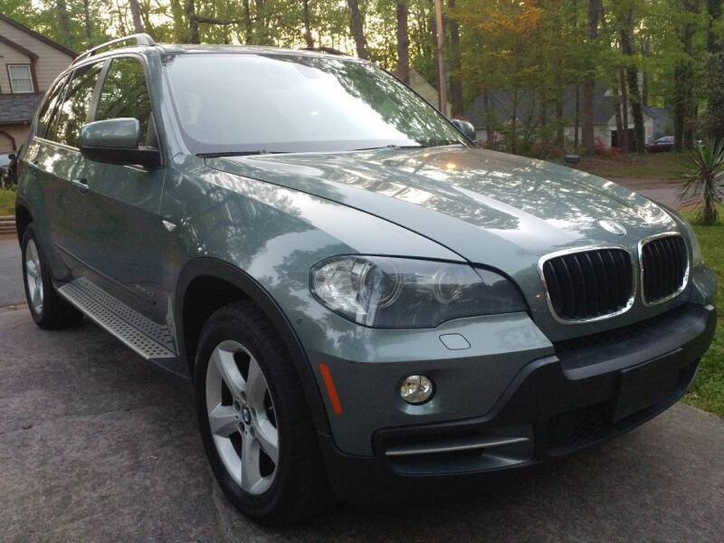2009 BMW X5 for sale at MULTI GROUP AUTOMOTIVE in Doraville GA